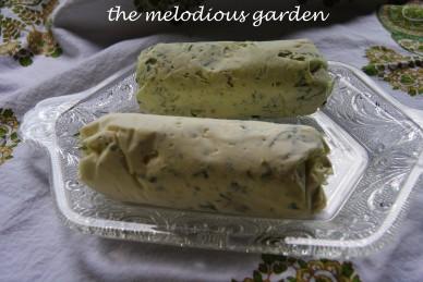 herbal butter